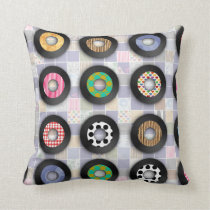 Many Fun Records Cushion