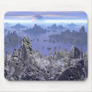 Many Islands Mouse Pad