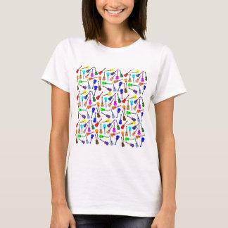 Many Many Ukuleles T-Shirt
