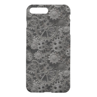 Many old rusty metal gears or machine parts iPhone 8 plus/7 plus case