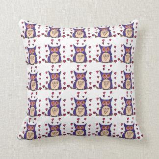 Many Oliver The Owl Cushion