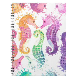 Many Spiral Note Book