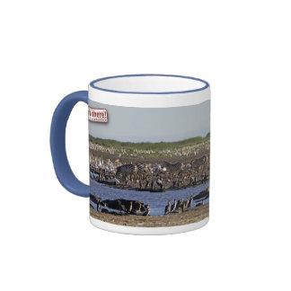 Manyara Lake Ringer Mug