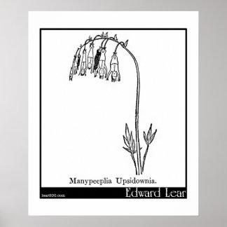 Manypeeplia Upsidownia. Poster