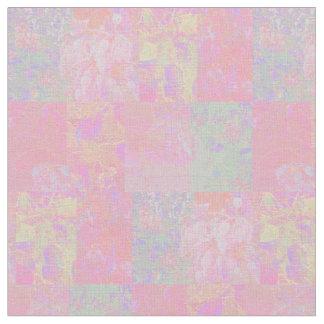 Manzanita Music Pink Fabric