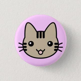 mao 3 cm round badge