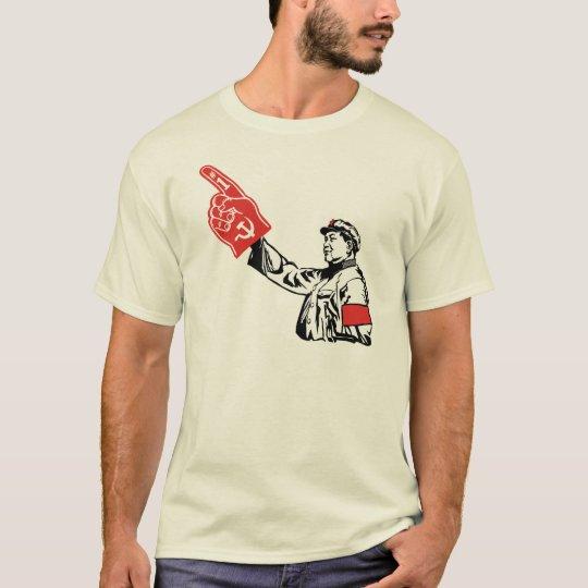 Mao - Communism is #1 T-Shirt