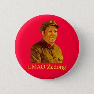 mao, LMAO Zedong 6 Cm Round Badge
