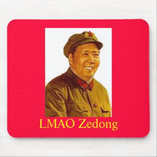 mao, LMAO Zedong Mouse Mat