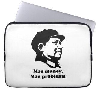 Mao Problems Computer Sleeve