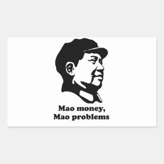 Mao Problems Rectangular Sticker