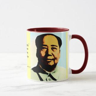 Mao Quote Gift Mug