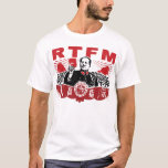 Mao RTFM (Front) T-Shirt