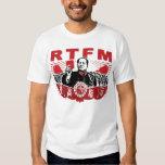 Mao RTFM (Front) T Shirts
