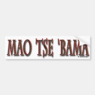 MAO TSE 1 BUMPER STICKER