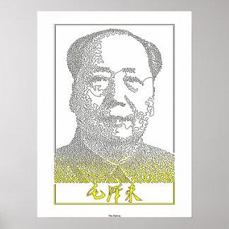 Mao Zedong. Chinese revolutionary [016] Poster