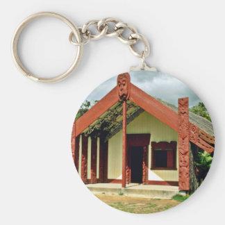 Maori Arts And Crafts Institute, Rotorua Key Ring