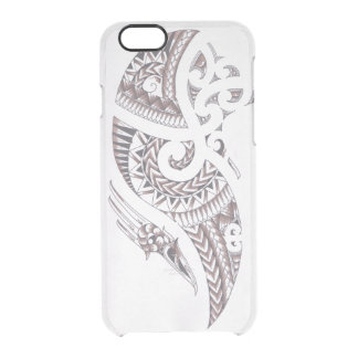 Maori design phone cover