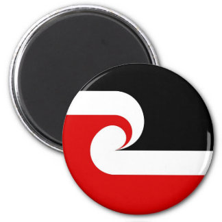 maori ethnic flag new zealand country magnet