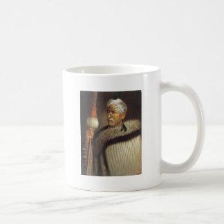 Maori Gentleman Mugs