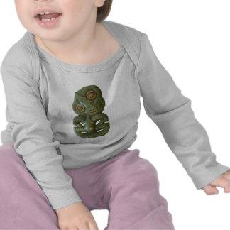 Maori Hei-Tiki Infant Shirt