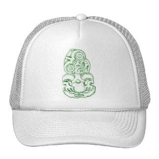 Maori Hei-Tiki Sketch Hat
