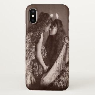 Maori Women, New Zealand iPhone X Case