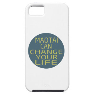 Maotai Can Change Your Life iPhone 5 Cover