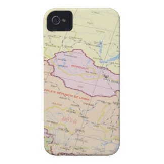 Map 2 iPhone 4 Case-Mate cases