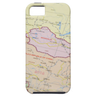 Map 2 iPhone 5 cover