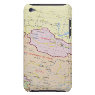 Map 2 iPod touch Case-Mate case