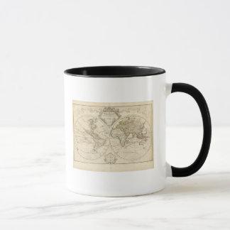 Map 2 mug