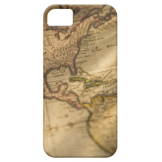 Map 3 iPhone 5 cover