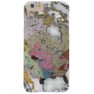 MAP: AMERICAN INDIANS 3 BARELY THERE iPhone 6 PLUS CASE