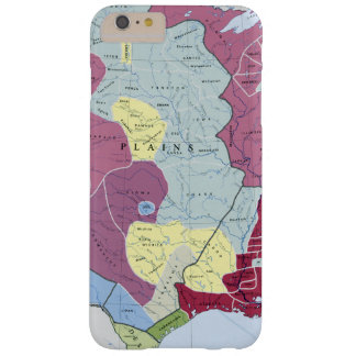 MAP: AMERICAN INDIANS BARELY THERE iPhone 6 PLUS CASE