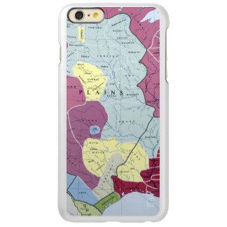 MAP: AMERICAN INDIANS iPhone 6 PLUS CASE