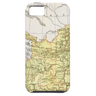 MAP: CHINA, 1910 iPhone 5 COVER