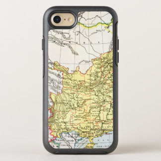 MAP: CHINA, 1910 OtterBox SYMMETRY iPhone 7 CASE