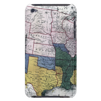 MAP: CIVIL WAR, 1864 BARELY THERE iPod CASE