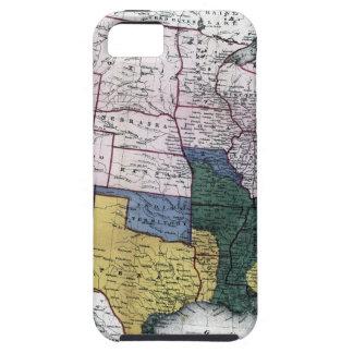 MAP: CIVIL WAR, 1864 iPhone 5 CASES