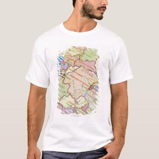 Map, close-up T-Shirt