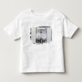 Map Depicting the Ptolemaic Toddler T-Shirt