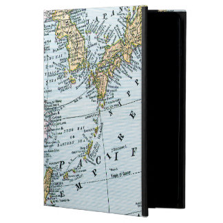 MAP: EAST ASIA, 1907 COVER FOR iPad AIR