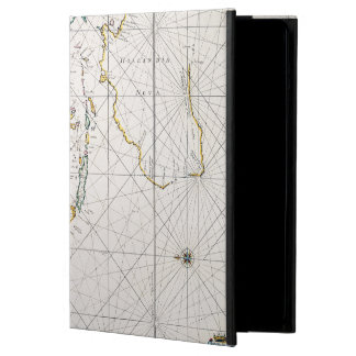 MAP: EAST INDIES, 1670 CASE FOR iPad AIR