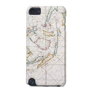 MAP: EAST INDIES, 1670 iPod TOUCH 5G COVER