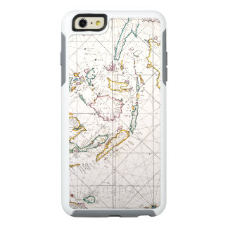 MAP: EAST INDIES, 1670 OtterBox iPhone 6/6S PLUS CASE