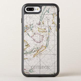 MAP: EAST INDIES, 1670 OtterBox SYMMETRY iPhone 8 PLUS/7 PLUS CASE