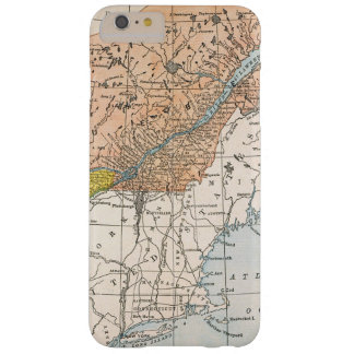 MAP: EASTERN CANADA BARELY THERE iPhone 6 PLUS CASE