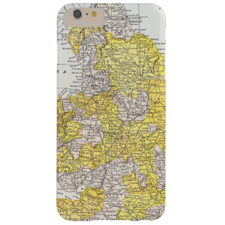 MAP: ENGLAND & WALES BARELY THERE iPhone 6 PLUS CASE
