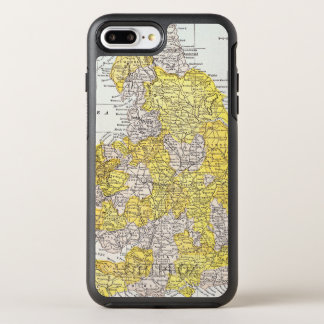 MAP: ENGLAND & WALES OtterBox SYMMETRY iPhone 8 PLUS/7 PLUS CASE